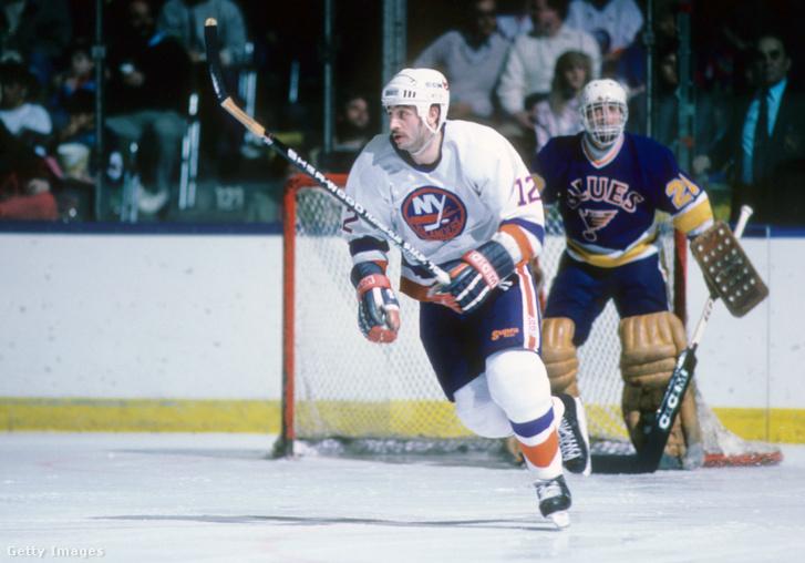 Duane Sutter a New York Islanders színeiben