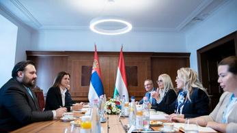 Varga Judit az Indexnek: Szerbia integrációjához Magyarország kitűnő kalauz