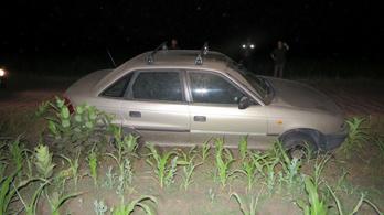 Csak vezetni szerettem volna – mondta a részeg autótolvaj az ópusztaszeri rendőröknek