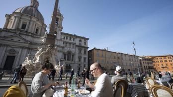 Az ókori Róma ételei még mindig frissek