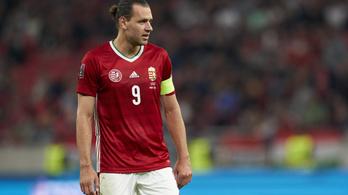 Szalai Ádám szerint szörnyű volt a magyar válogatott teljesítménye
