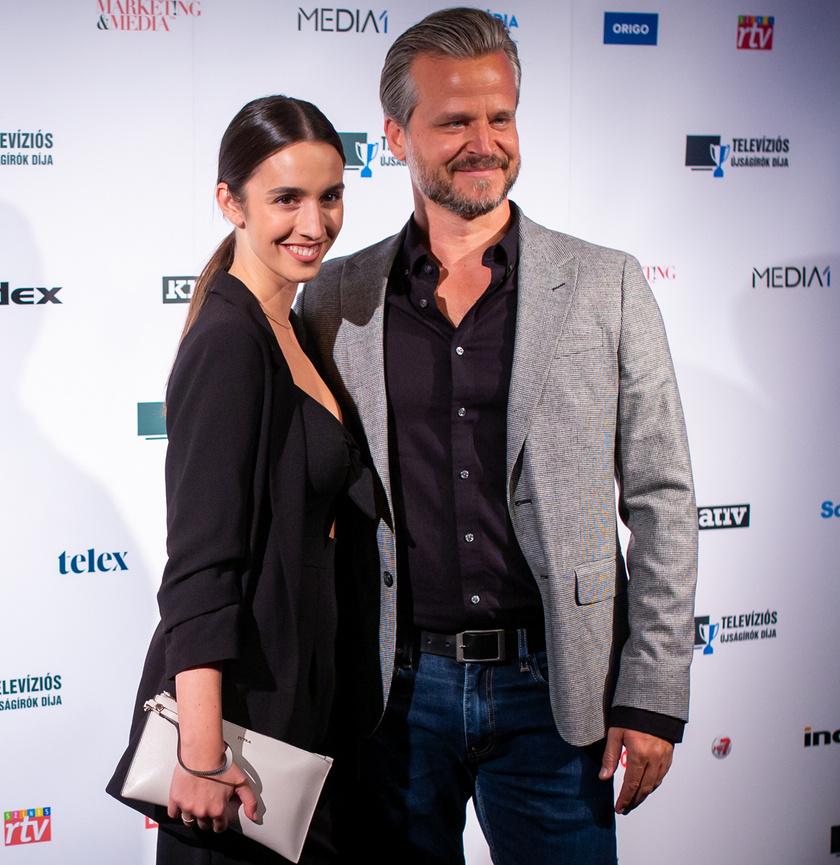 Haumann Mátét a legjobb mellékszereplő kategóriában jelölték dr. Váradi Sándor megformálásáért a Mellékhatás című sorozatban.
