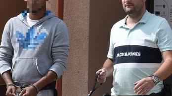 Rablással gyanúsítják Rómeót, pedig csak felpróbált egy karórát