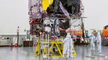 Új dátumot tűzött ki a NASA az időgépe elindítására