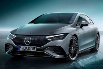 Mercedes: a hagyományos szedán villannyal nem néz ki jól