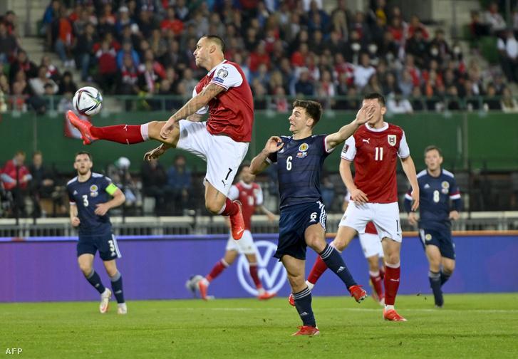Nem jött jól az osztrákok gyengélkedése sem