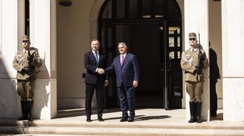 Orbán Viktor felháborodott, képtelen elfogadni Brüsszel lépését