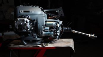 Motorépítés: Sapka BMW R18
