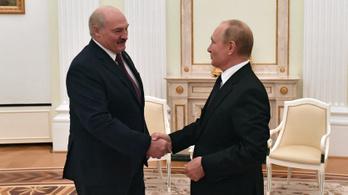 Már nincs kiút a Nagy Medve öleléséből? Áttörés Oroszország és Belarusz összeolvadásában