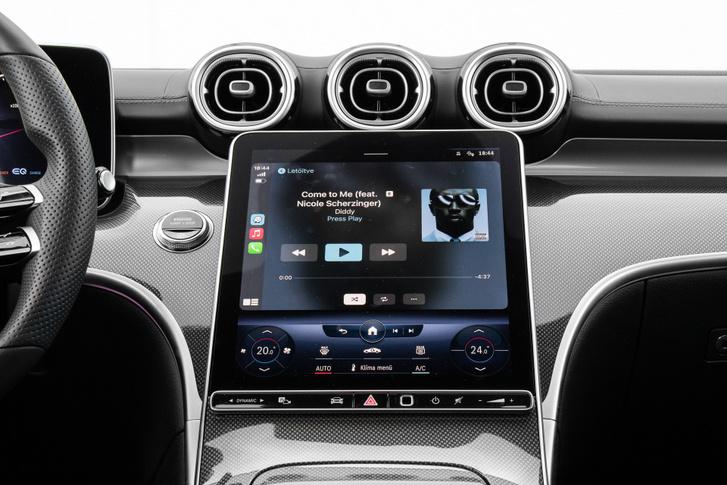 Vezeték nélküli Apple CarPlay