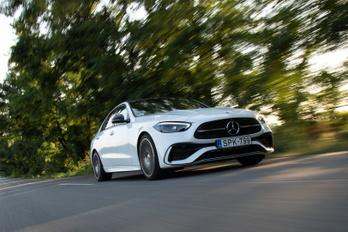 A tökéletes Mercedes