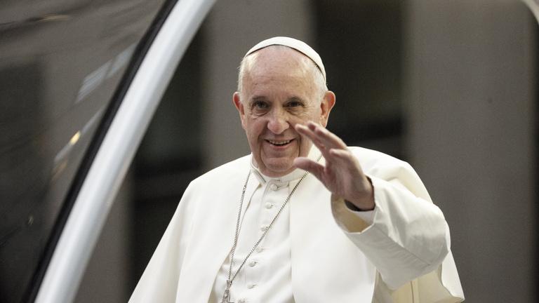 A magyar zsidó vezetőkkel is találkozik a pápa Budapesten