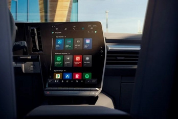 Felbukkant a Renault első androidos fedélzeti számítógépe
