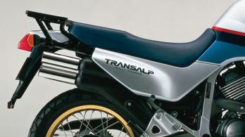 Így támadhat fel a Honda Transalp