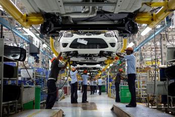 A Ford Indiában is felszámolja az autógyárait