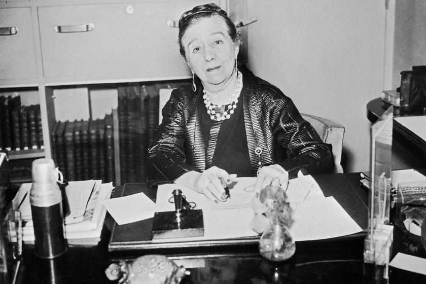 Jeanne Lanvin 1938-ban.