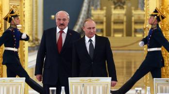 Nem akarnak országegyesítést a beloruszok és az oroszok sem
