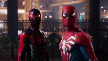 2023-ig kell várni a PS4-es Pókember folytatására