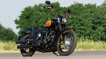 Harley-Davidson Street Bob 114 - 2021.