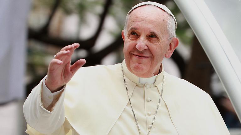 Különleges ajándék készült a pápának