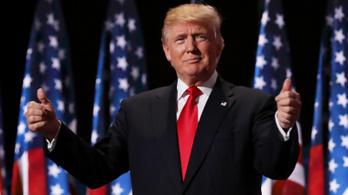 Donald Trump: Gyorsan megfektetném Joe Bident