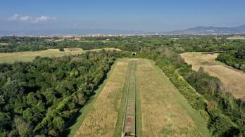 Az ókor óta először lesz lóverseny a római Circus Maximusban