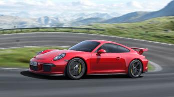 Ez mentette meg a kézi váltós Porsche 911-est