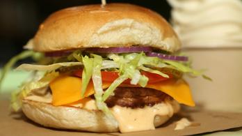 Vegán burgert készít a McDonalds