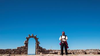 Taquile: A sziget, ahol a férfiak is kötögetnek