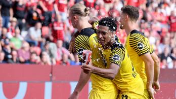 A Fradi El-ellenfele háromszor is vezetett, de kikapott a Dortmundtól