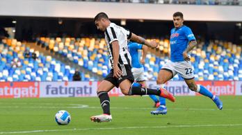 Háromból semmi, a rangadót is elbukta a Juventus