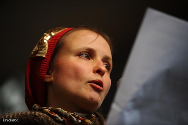 Wirth Judit, Nők a Nőkért az Erőszak Ellen (NaNe)