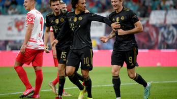 A Bayern simán nyerte a Gulácsiék elleni presztízmeccset