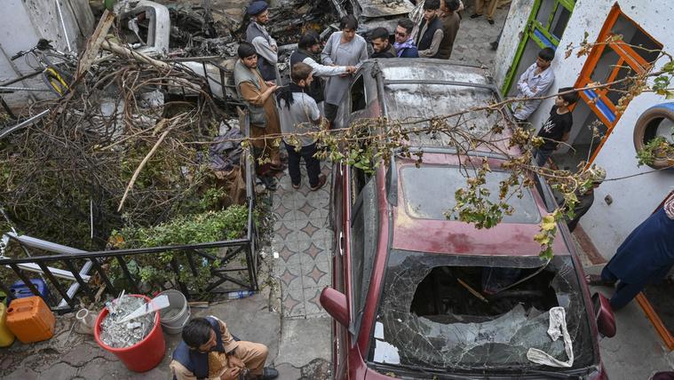 Nem az Iszlám Állam terroristája, hanem segélyszervezeti dolgozó halt bele az amerikai dróncsapásba