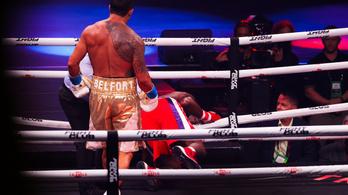 Trump, a ketrecharcos és a volt bokszvilágbajnok villámrandevúja