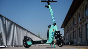 Újabb rollermegosztó cég jött Budapestre