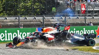 Zseniális verseny a McLarentől: Ricciardo nyert Monzában, Norris a második