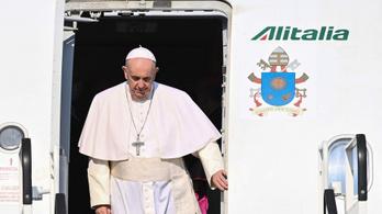 Ferenc pápa visszatérést sürgetett Európa keresztény gyökereihez