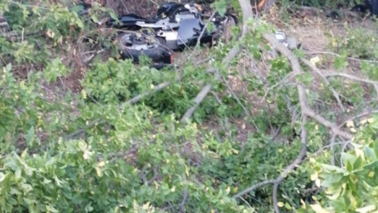 Meghalt egy motoros nő a bakonyi halálúton