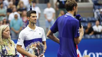 Djokovics: Ezt most nehéz megemészteni