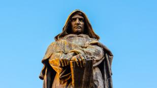 Valóban a tudomány mártírja volt Giordano Bruno?