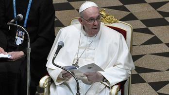 Ferenc pápa különleges ajándékot kapott