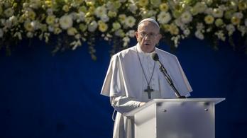Ferenc pápa: A járvány korunk erőpróbája