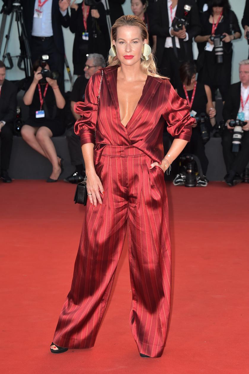 Mádai Vivien 2019 szeptemberében a velencei filmfesztiválon.