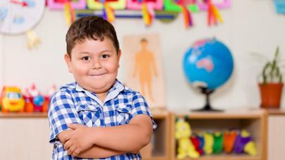 Óvatosan közelíts a témához, ha túlsúlyos a gyereked