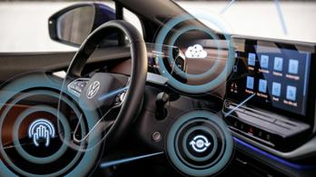 A Volkswagen is elkezdi távolról frissíteni a villanyautóit