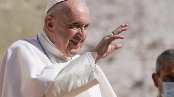 Ferenc pápa elmondta, mi kell, hogy Európa újra a történelem középpontjában legyen