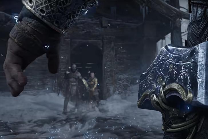 2021-09-13 16 52 38-God Of War Ragnarok - PlayStation Showcase 2