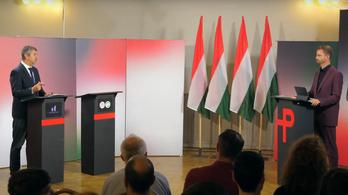 Korrupcióról és Tóth Csabáról szólt a zuglói egyszemélyes vita Hadházyval