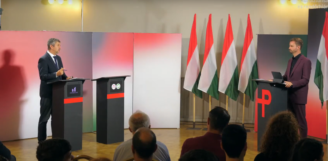 2021-09-13 20 24 05-Zugló képviselőjelöltjeinek vitája   Budapes